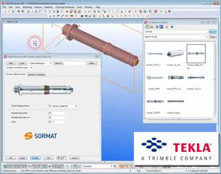 Tekla components download