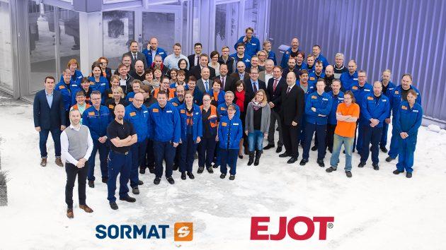 Sormat-Ejot