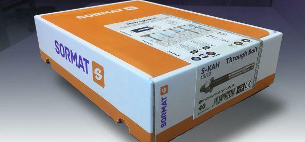 New Sormat box