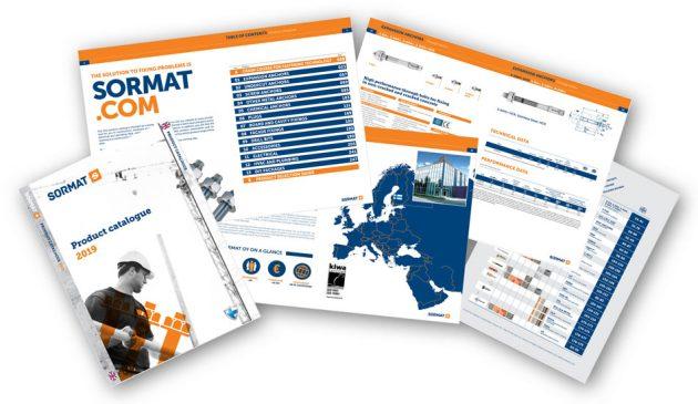 Sormat catalogue
