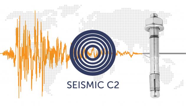 Sormat S-KA+ concrete screws have C2 seismic approval
